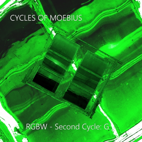 Cycles Of Moebius - RGBW - G - front of FLAC or MP3 version