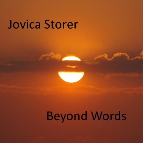 Jovica Storer - Beyond Words album cover